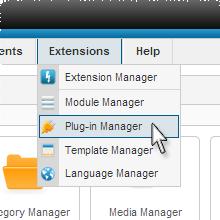 Joomla Plugin Configuration Set Up Arizona