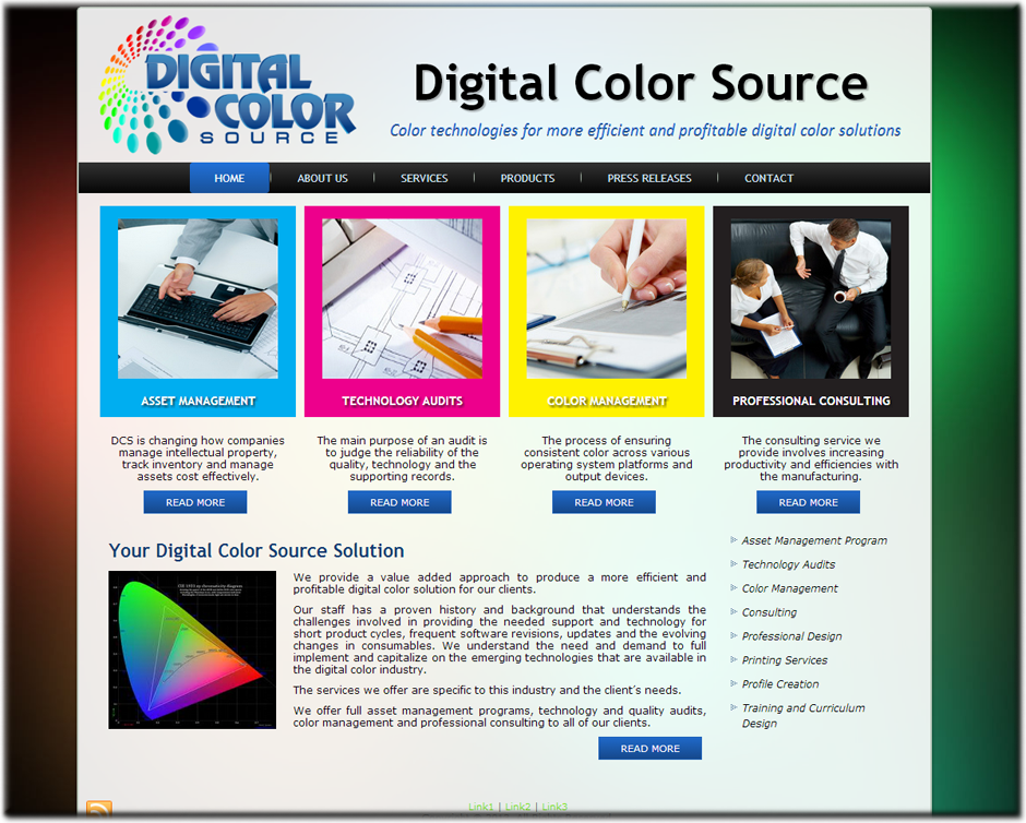 Web Designer for Printers